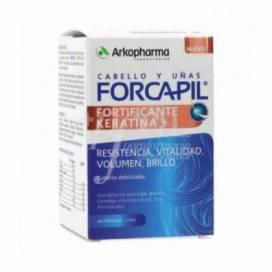 FORCAPIL FORTIFICANTE QUERATINA+ 60 CÁPSULAS