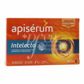 APISERUM INTELECTO 30 KAPSELN