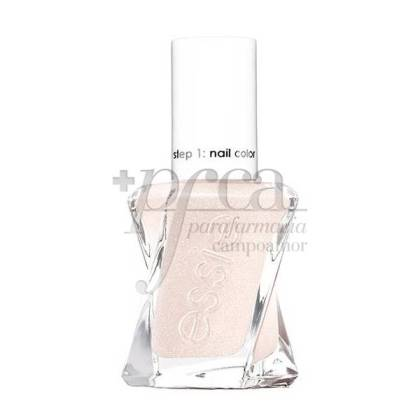 ESSIE NAIL POLISH GEL COUTURE 502 LACE IS MORE 13.5 ML