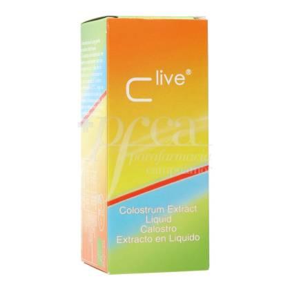 C LIVE COLOSTRUM EXTRACT 125 ML