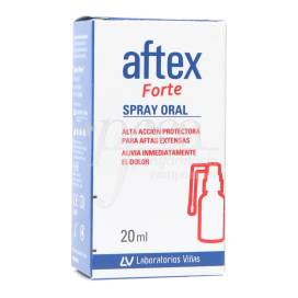 AFTEX FORTE SPRAY 20 ML
