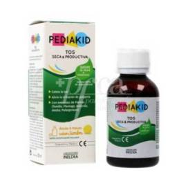 PEDIAKID DRY AND PRODUCTIVE COUGH 125 ML