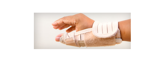 Shoulders and arm immobilizers