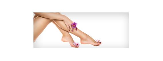 Pflege für Hände und Füße