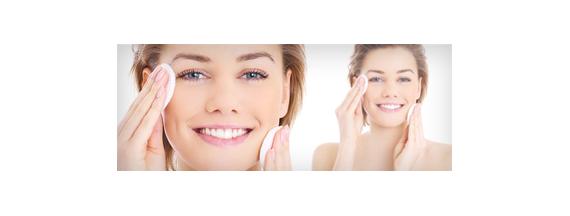 Desmaquillantes y limpieza facial