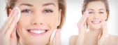Make-Up-Entferner und Gesichtsreinigung