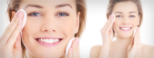 Make-up removers and facial cleansing