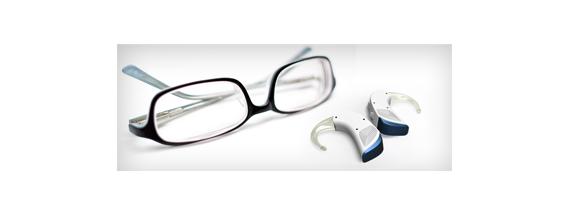 Optik und Hörgeräte
