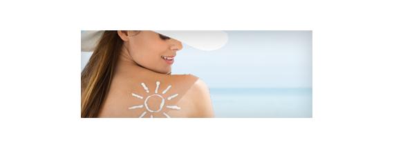 Sonnenschutzmitteln