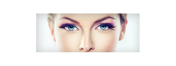 Cuidado cosmético ocular