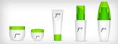 Nutritional facial emulsions