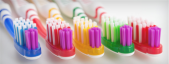 Conventional toothbrushes