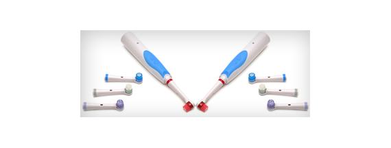 Automatische Zahnbürsten