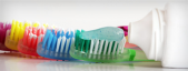 Toothpastes and gels