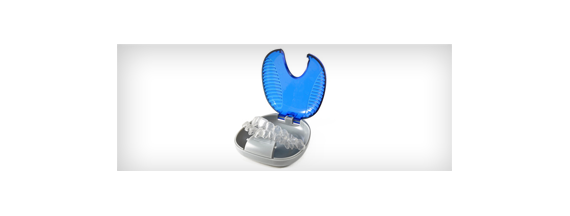 Caixas para proteses dentárias