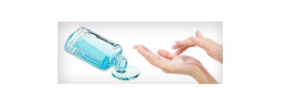 Outros produtos para as mãos