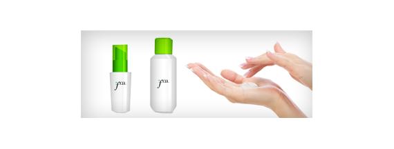 Antiperspirants para as mãos