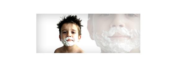 Produtos pré-barbear