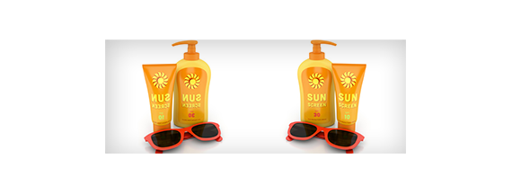 Protective tanning oils