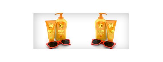 Schutz Bräunungsöle