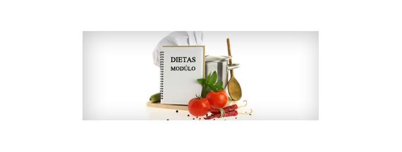 Dietas módulo