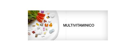 Multivitamínicos e multiminerais
