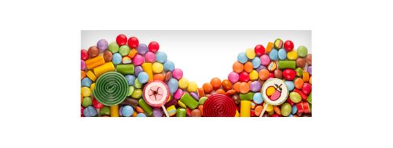 Dulces y aditivos