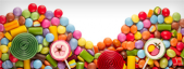 Sweets and additives