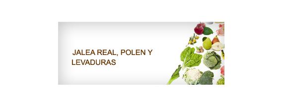 Weiselfuttersaft, Pollen und Hefen
