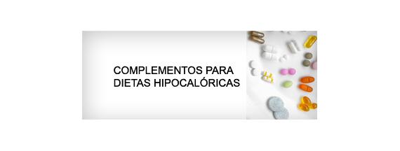 Suplementos para dietas hipocalóricas