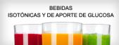 Glucose und isotonische Getränke