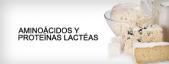 Aminoácidos y proteinas lácteas