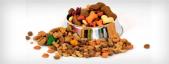Alimento seco para canes