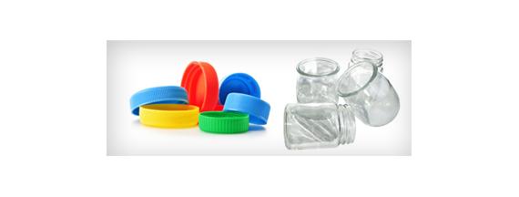 Kühlschränke, Verbandkasten und Verpackungen