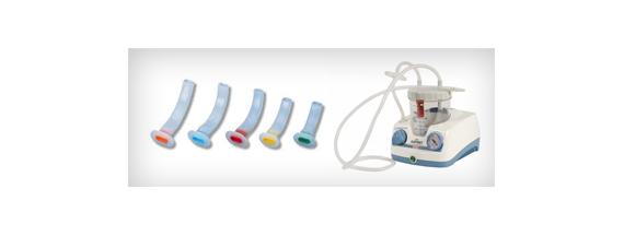 Kanülen, Filter und Verband