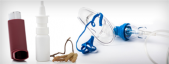 Inhalation and nebulizers