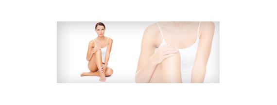 Gesunde Haut Schutz