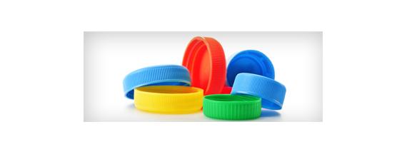 Kappen für leere Behälter