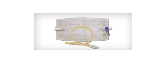 Sacos de coleta de urina