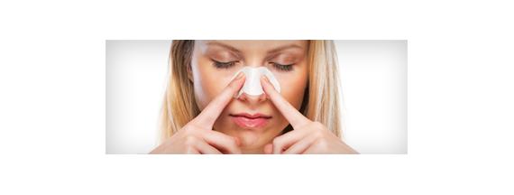 Fitas adesivas nasais