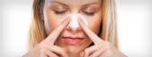 Tiras adhesivas nasales