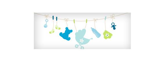 Produtos do bebê