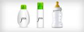 Desinfetantes de água e mamadeiras
