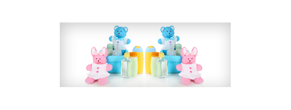 Kinderhygiene Produkte