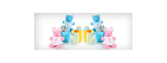 Produtos de higiene infantil