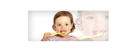 Cuidado bucodental infantil