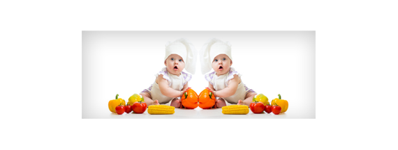 Alimentação infantil especial