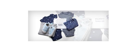 Roupas de bebê e crianças