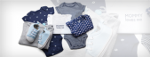 Children and baby clothing