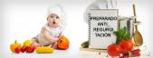 Anti-Regurgitation food preparation